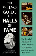 The Volvo Guide to Halls of Fame