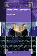 Pdf Digitisation Perspectives Telecharger