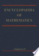 Encyclopaedia of Mathematics Book