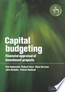 Cover of Capital Budgeting