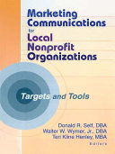 Marketing Communications for Local Nonprofit Organizations: ...