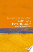 Clinical Psychology  A Very Short Introduction