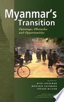 Myanmar S Transition