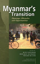 Myanmar's Transition Pdf/ePub eBook
