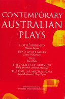 Contemporary Australian Plays