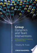 Group Dynamics And Team Interventions Book PDF