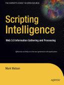 Scripting Intelligence Pdf/ePub eBook