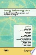 Energy Technology 2019 Book