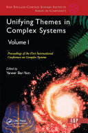 Unifying Themes In Complex Systems, Volume 1 [Pdf/ePub] eBook