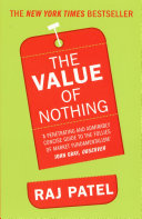 The Value Of Nothing Pdf/ePub eBook