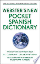 Webster's New Pocket Spanish Dictionary (Target Edition)