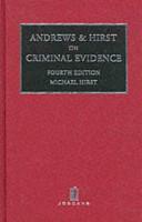 Andrews   Hirst on Criminal Evidence