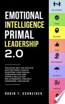 Emotional Intelligence Primal Leadership 2.0