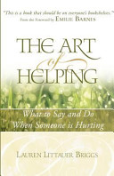 The Art Of Helping Book