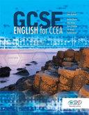 GCSE English for CCEA