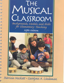The Musical Classroom Book PDF