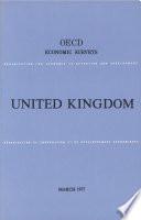 Oecd Economic Surveys United Kingdom 1977