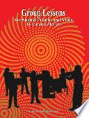 Group Lessons For Suzuki Violin And Viola Book PDF
