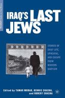 Iraq's Last Jews