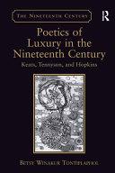 Poetics of Luxury in the Nineteenth Century [Pdf/ePub] eBook