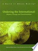 Ordering The International Book PDF