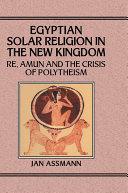 Egyptian Solar Religion