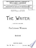 The Writer Book