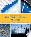 Fundamentals of Engineering Economic Analysis + Wileyplus