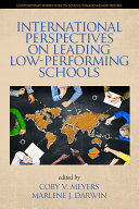 International Perspectives on Leading Low-Performing Schools