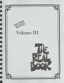 Real Book Vol  3  2nd ed