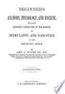 Beginner s Anatomy  Physiology  and Hygiene Book