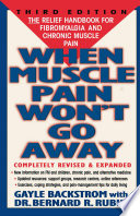 When Muscle Pain Won T Go Away Book PDF