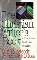 The Christian Writer s Book