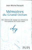 Mémoires du grand océan
