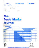 The Trade Marks Journal