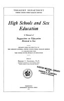 High Schools and Sex Education
