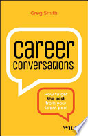 link to Career conversations : how to get the best from your talent pool in the TCC library catalog