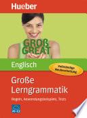 Gro E Lerngrammatik Englisch Vollst Ndige Neubearbeitung
