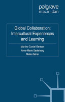 Pdf Global Collaboration: Intercultural Experiences and Learning Telecharger