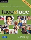 face2face Advanced Student s Book with DVD ROM