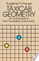 Taxicab Geometry PDF