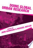 Doing Global Urban Research