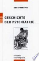 Geschichte der Psychiatrie