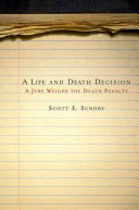 A Life and Death Decision Book