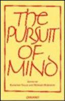 Pdf The Pursuit of Mind