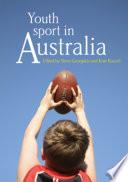 Youth Sport in Australia Book
