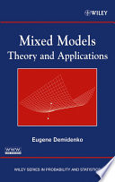 Mixed Models Book PDF