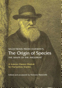 Selections From Darwin S The Origin Of Species Book