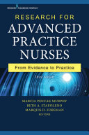 Research for Advanced Practice Nurses, Third Edition