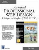Advanced Professional Web Design